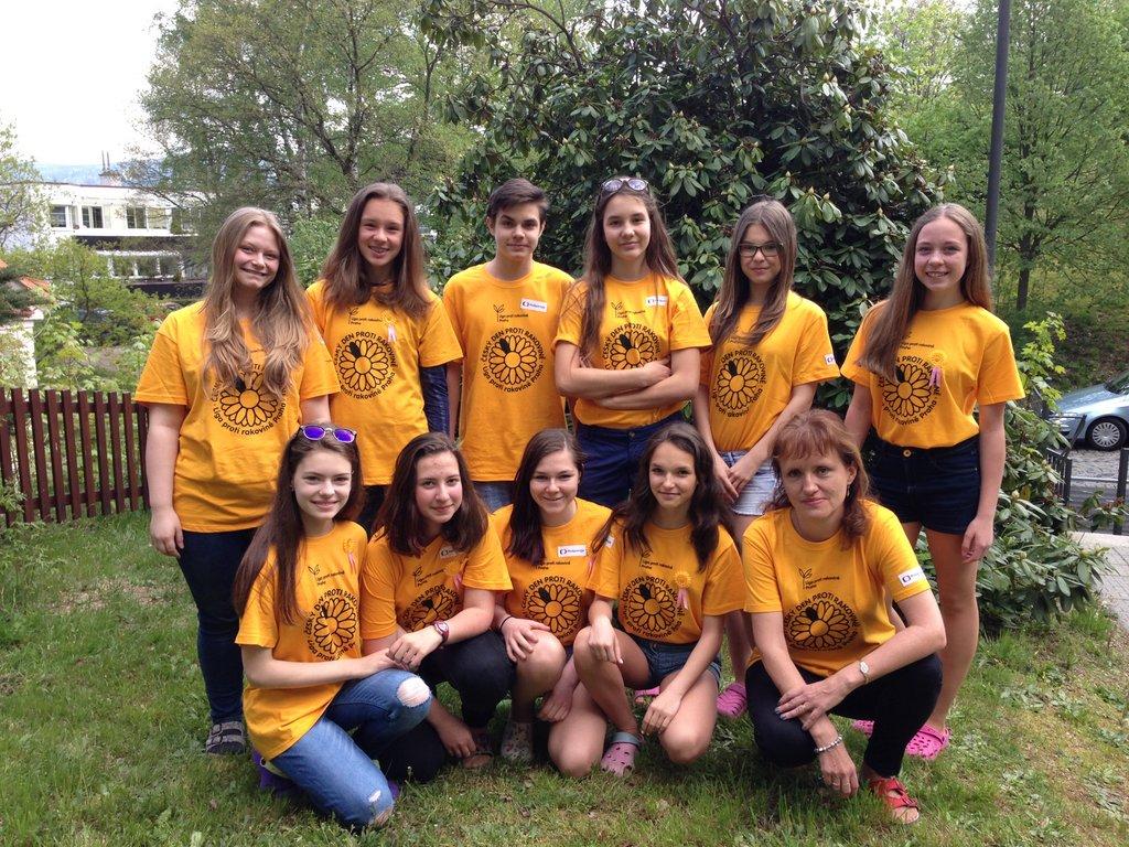 Doctrina základní škola liga proti rakovině