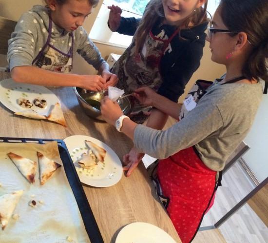 Cours de cuisine (kurz vaření)