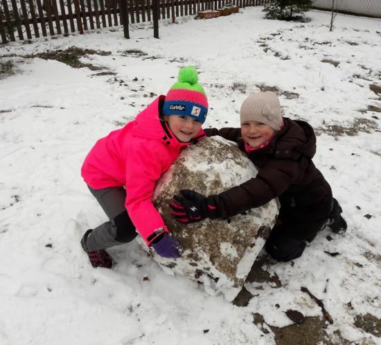 ŠD - První sníh